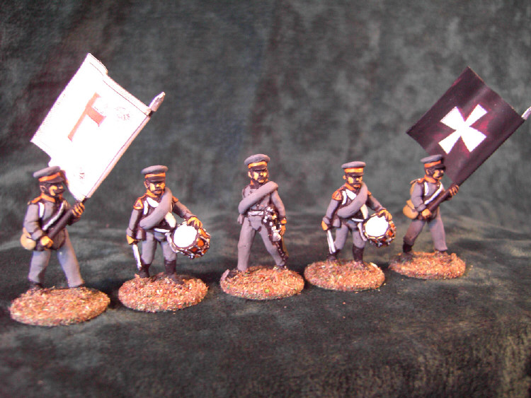 Prussian Reserve Infantry 1813