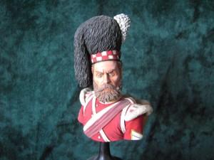 Sergeant 93rd Sutherland Highlanders Balaclava 1854