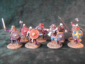28MM VIKING RAIDERS